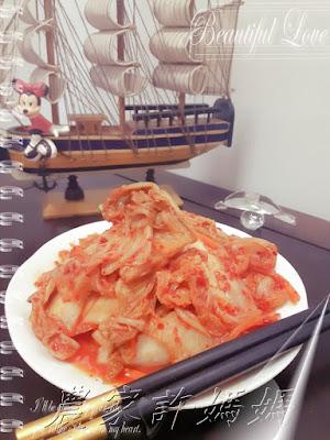 醬汁夠味韓國泡菜kimchi-許媽媽-1