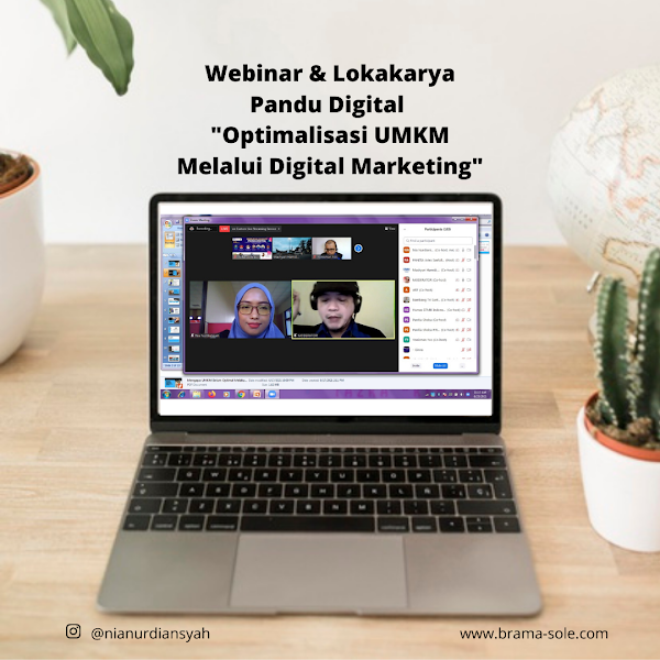 Webinar Dan Lokakarya Pandu Digital