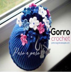patrones-gorro-coletero-a-crochet