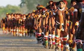 Índios sul-americanos hoje