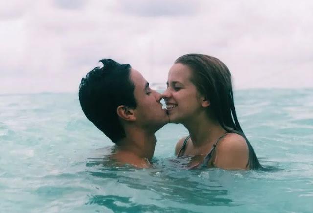 Чим корисні поцілунки?