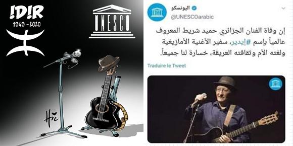 """اليونيسكو""""(UNESCO) إيدير IDIR"""