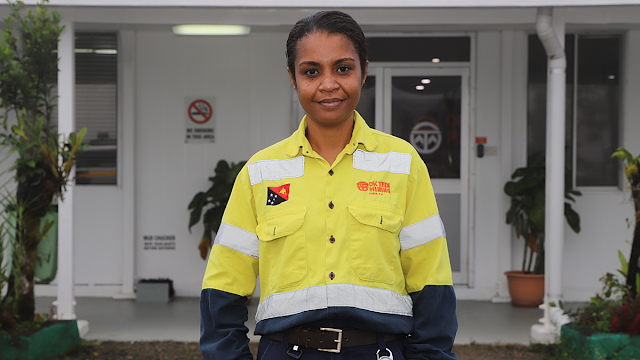 ANNA Ila has been appointed manager safety for Ok Tedi Mining Ltd (OTML).