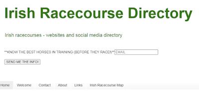 Irish Racecourse Website Directory