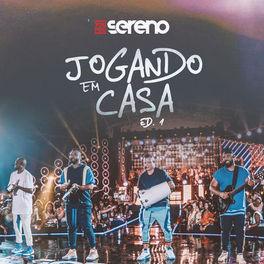 CD CD Jogando em Casa Ed 1 – Vou pro Sereno (2020)