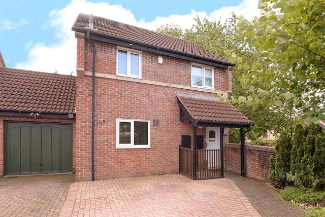 Harrogate Property News - 3 bed link-detached house for sale Dalby Avenue, Harrogate HG2