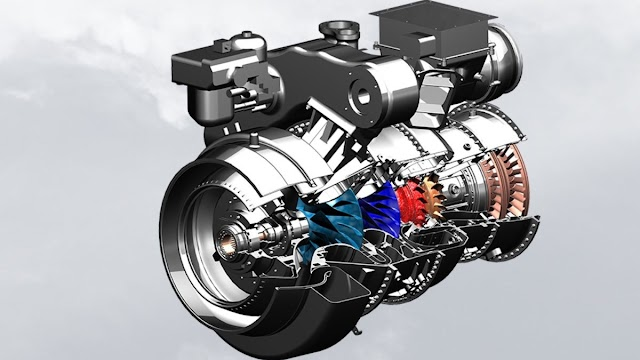 TS1400 motorunun ikincisi Üretildi