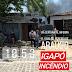 Incêndio em estofaria no Igapó