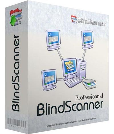 BlindScanner Professional Portable