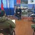 Gobernador Ruiz  se reúne con policías y Ejército para endurecer  fiscalizaciones en la Provincia de Cauquenes