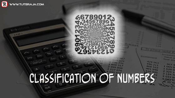 Classification of Numbers