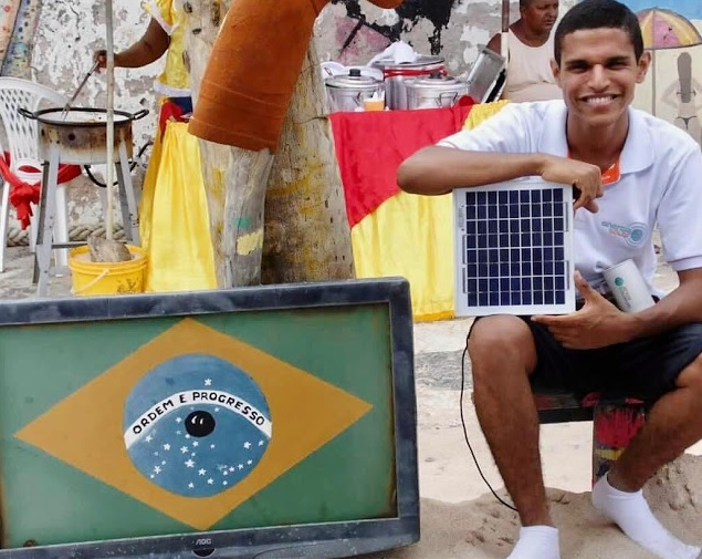 Exclusivo: conheça o jacobinense considerado embaixador da energia solar no Brasil