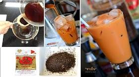 สูตรชงชาเย็น หวาน เข้ม อร่อยกว่าชาไต้หวัน ชงกินเองที่บ้านได้ง่ายมาก