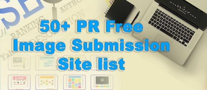 SEO | 50 plus Free Image Submission Site List