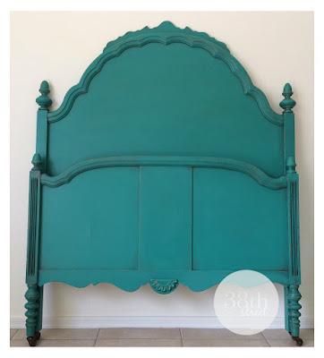 jenny lind bedroom set, jenny lind bed, jenny lind bed for less, turquoise bed, turquoise bedroom set, tips for painting jenny lind bed, painted jenny lind beds
