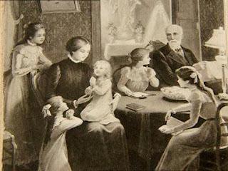 Famille saints Louis et Zélie Martin