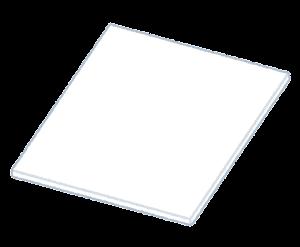 プラスチック板のイラスト