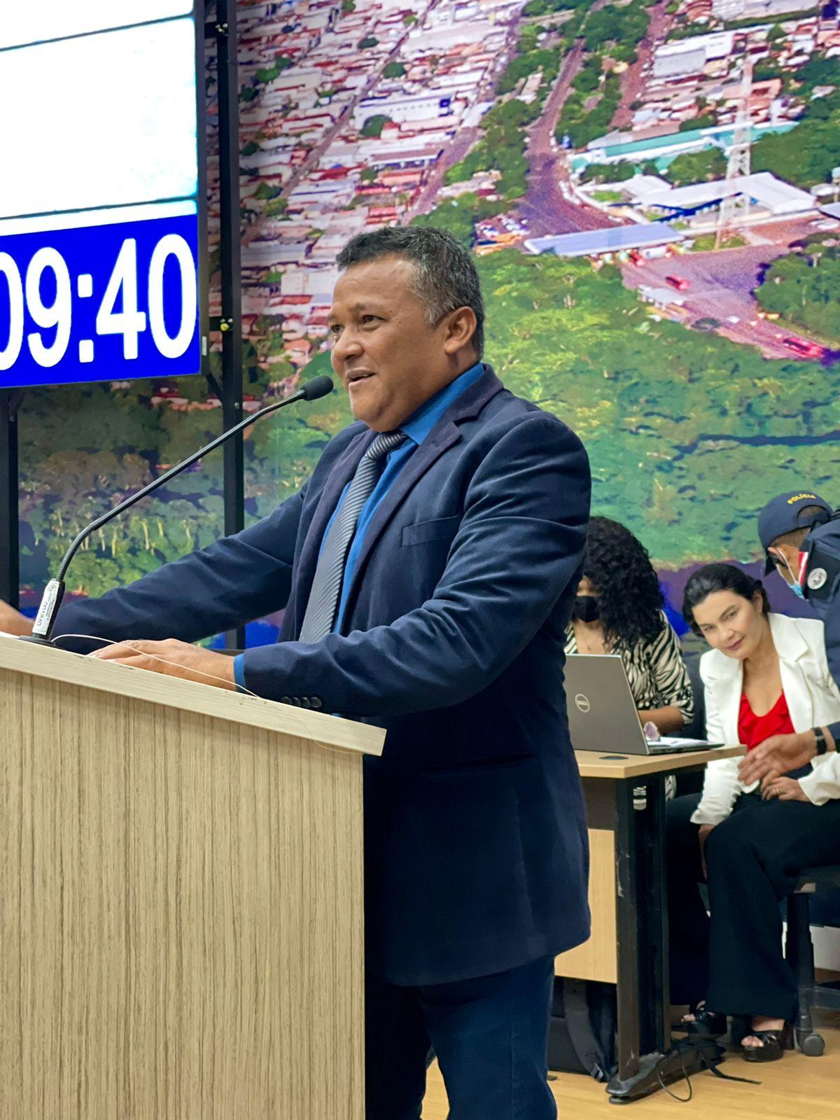 Elias sugere convidar a Vale para apresentar medidas de contingência ao rio Parauapebas, em caso de acidentes