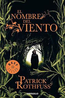 El nombre del viento   Crónica del asesino de reyes #1   Patrick Rothfuss