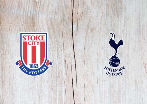 Stoke City vs Tottenham Hotspur -Highlights 23 December 2020
