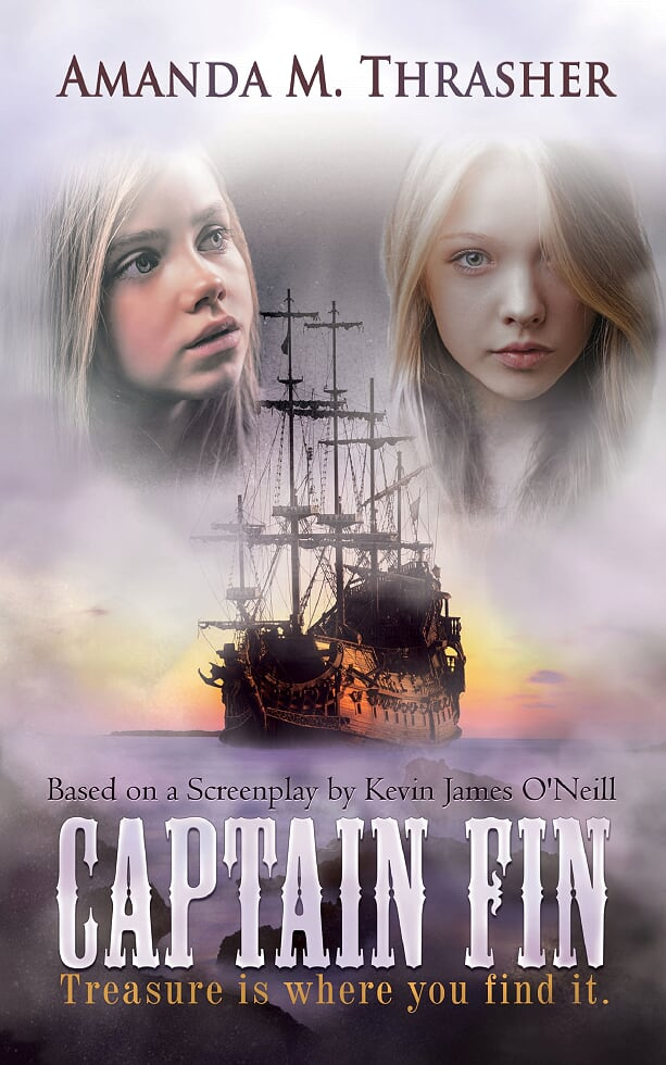 Captain Fin book cover