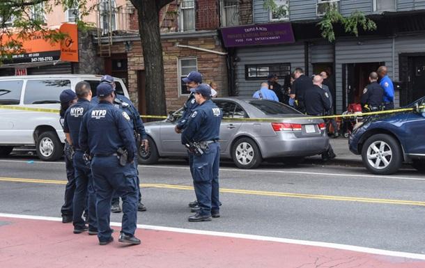 Біля нічного клубу в Нью-Йорку відбулася стрілянина, є жертви