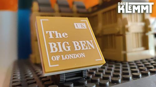 The Big Ben of London by WANGE