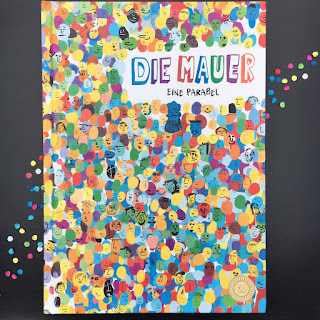 """""""Die Mauer: Eine Parabel"""" von Giancarlo Macri und Carolina Zanotti, illustriert von Mauro Sacco und Elisa Vallarino, erschienen im 360Grad-Verlag"""