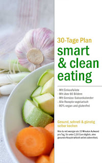 ebook Cover von smart & clean eating: 30 Tage Plan kochen