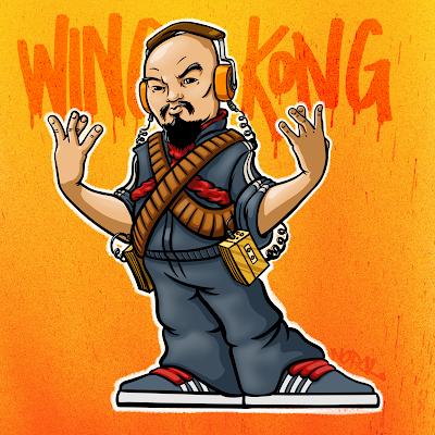 Bboy Wing Kong