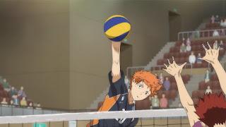 ハイキュー!! アニメ 3期6話  日向翔陽 | Karasuno vs Shiratorizawa | HAIKYU!! Season3