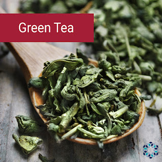 Green tea is part of the traditional Japanese diet, it contains EGCG