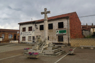Mansilla de las Mulas, Camino, Jola Stępień