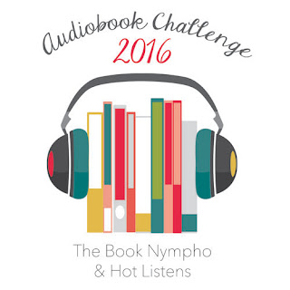 audiobook challenge 2016 button