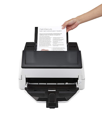 Treiber Fujitsu FI-7600 Drucker