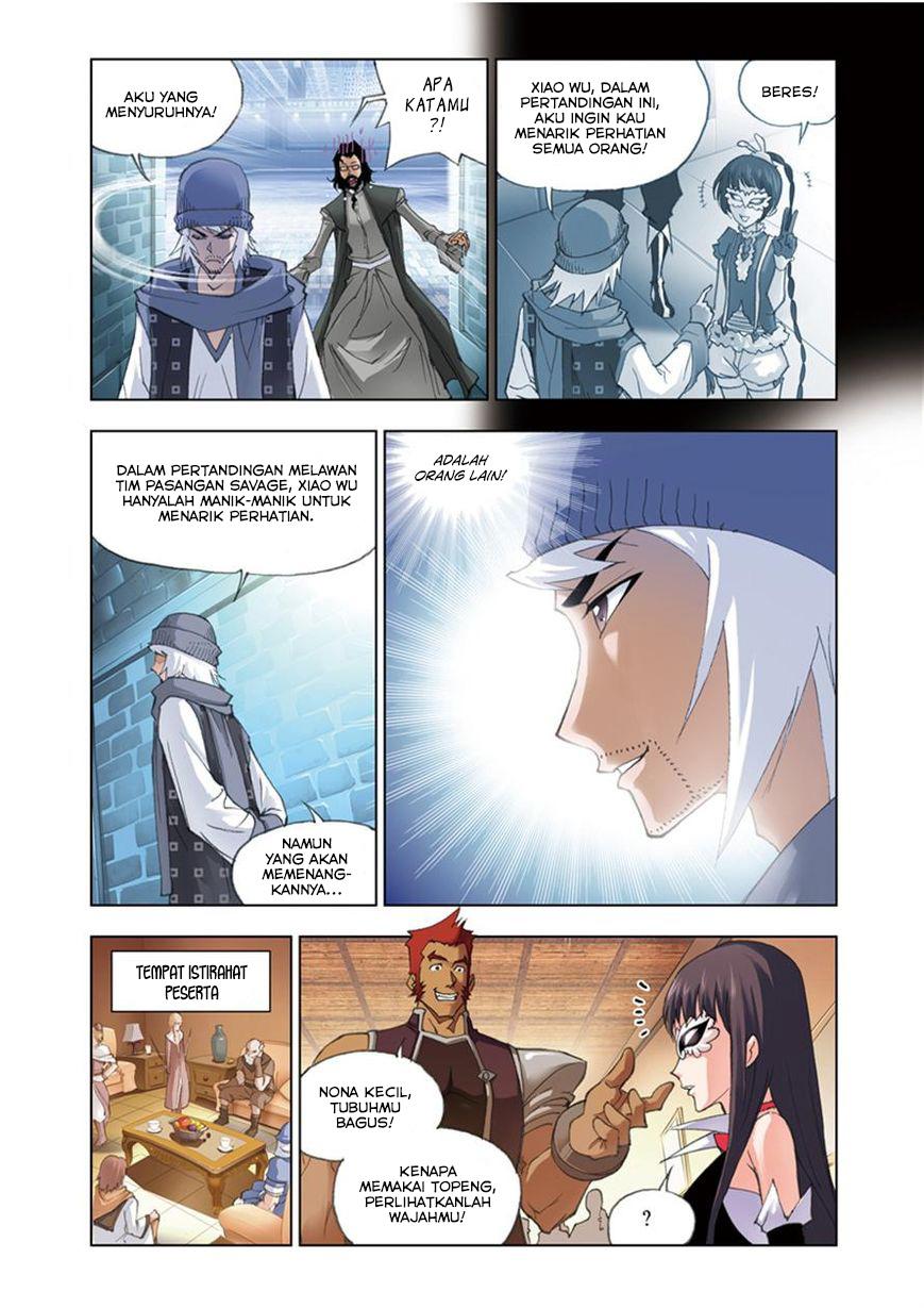 Soul Land Chapter 44