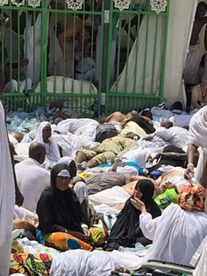 244 nigerians killed saudi arabia