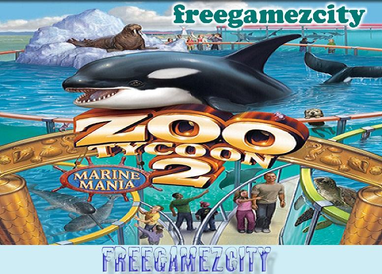 Zoo tycoon 2 marine