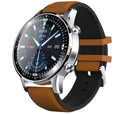 HYKJAMQ Fitness Tracker Smart Watch with Call