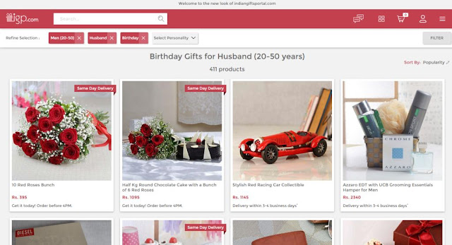 Shop for affordable gifts at IGP.COM (IndianGiftsPortal)