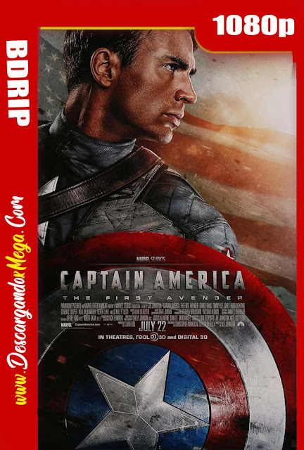 Captain America The First Avenger (2011) BDRip 1080p Latino