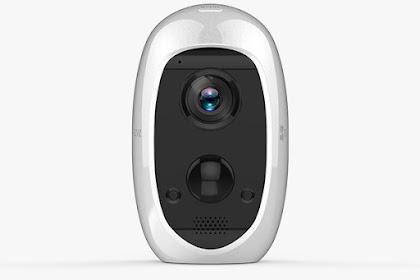 Spesifikasi Ezviz Camera Wifi C3A