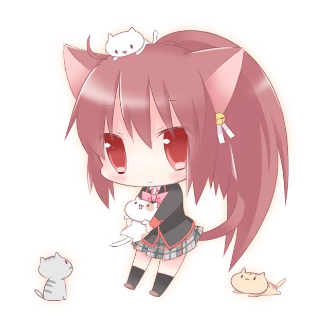 Hình ảnh Chibi dễ thương Kute & đáng yêu nhất vẽ bằng tay