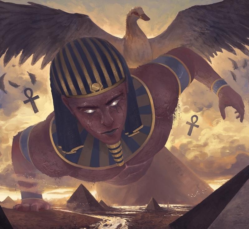 Geb: O Deus Egípcio da Terra