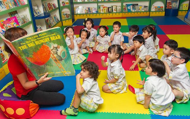 Tips Memilih Sekolah Preschool Terbaik