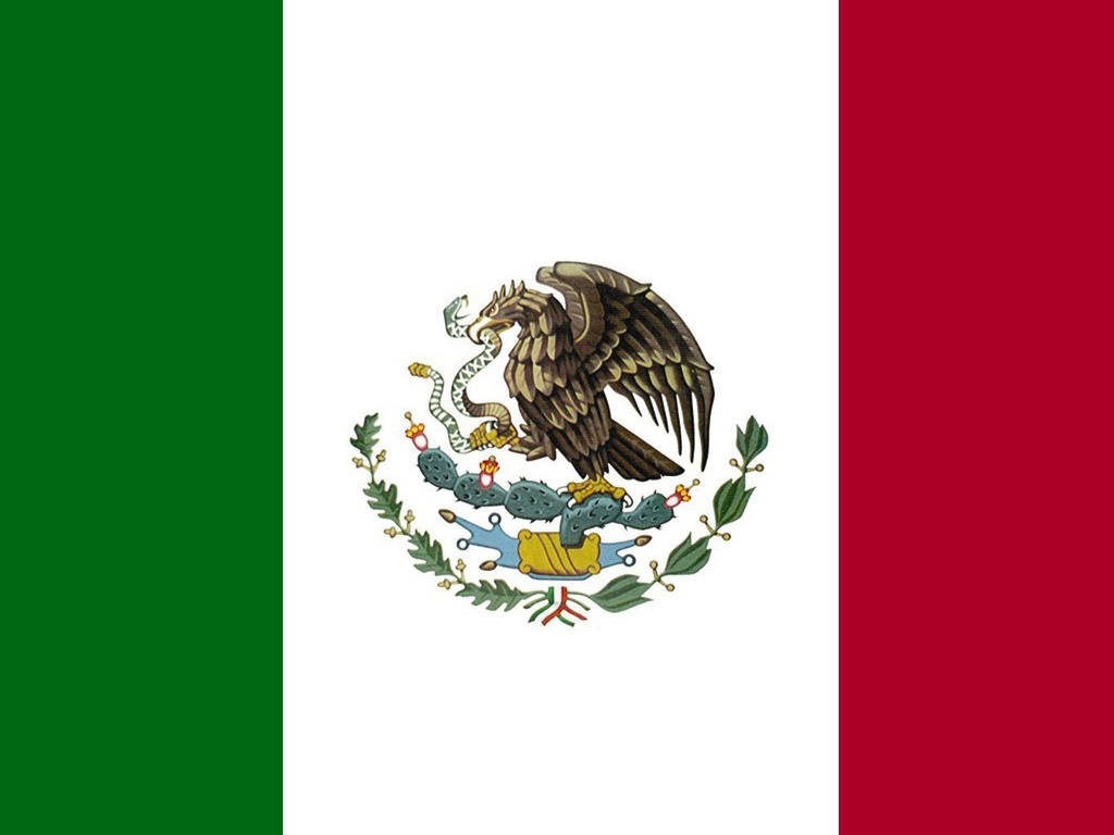 1024 Wallpapers: Wallpapers Hd: Bandera De Mexico