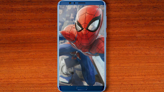 Spider Man Game Playstation 4 - FHD pour Mobile
