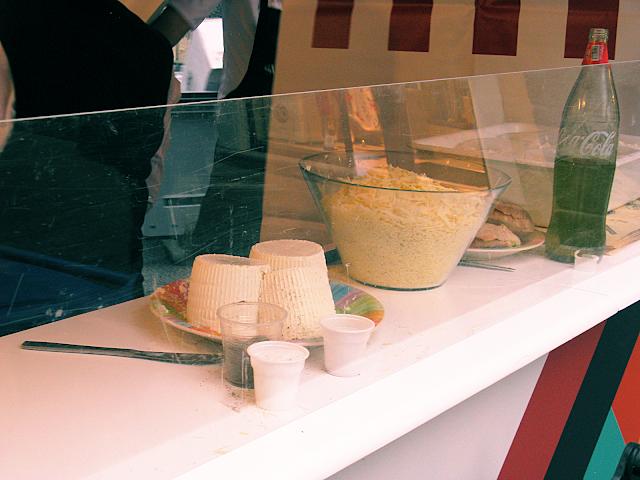 Stand allo Street Food Fest di Catania dell'Antica Focacceria