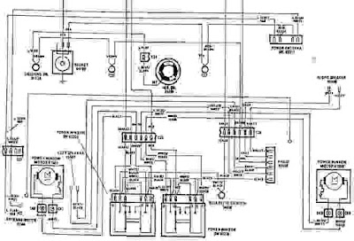 FIAT SPIDER 124 WIRING DIAGRAMS  Wiring Diagram Service