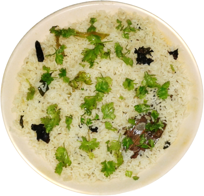 rice with spices